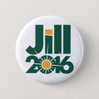 Kampagnen-Logo Jill Stein Runder Button 5,7 Cm