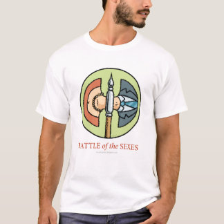 Kampf des Sex-Shirts T-Shirt