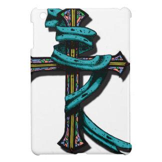 Kampf-Kreuz gefärbt Hüllen Für iPad Mini
