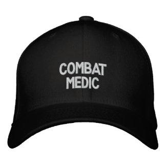 Kampf-Mediziner gestickter Hut
