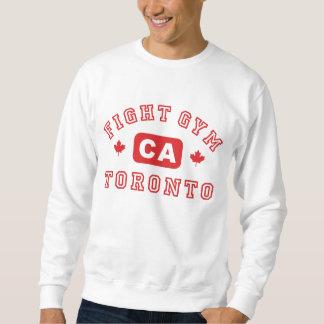 Kampf-Turnhallen-Toronto-Sweatshirt (Kanada) Sweatshirt