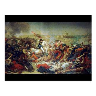 Kampf von Abukir am 25. Juli 1799 durch Postkarte