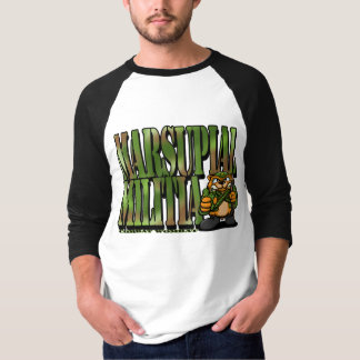 Kampf Wombat 3: Beutelmiliz T-Shirt