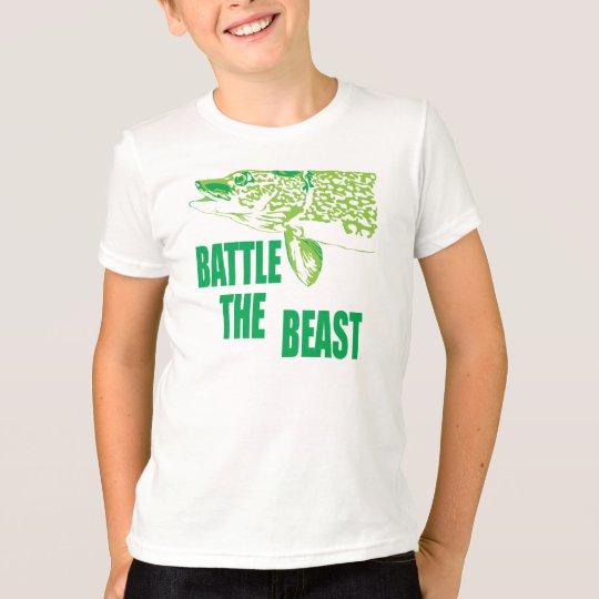 Kämpfen Sie das Tier T-Shirt