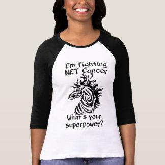 Kämpfender NET Krebs T-Shirt