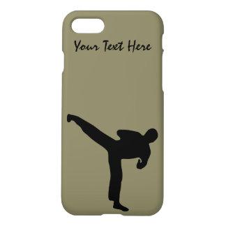 Kampfkünste. Karate, Taekwondo, Kickboxen iPhone 8/7 Hülle