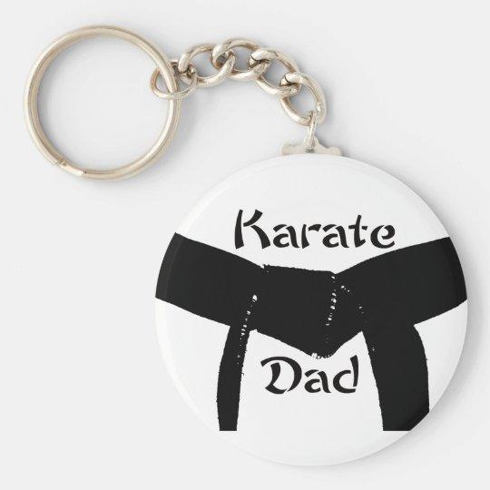 Kampfkünste Plain Gürtel-Karate-Vati Keychain Schlüsselanhänger