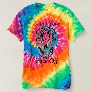 Kampieren Sie Ihr gegenüberstellen weg! T-shirt