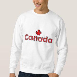 Kanada-Ahorn-Blatt-Shirt Sweatshirt