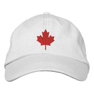 Kanada-Ahornblatt Baseballkappe