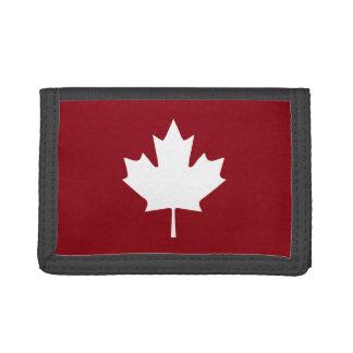 Kanada-Ahornblatt-Geldbörse