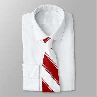 Kanada-Andenken-Krawatten-roter Individuelle Krawatten