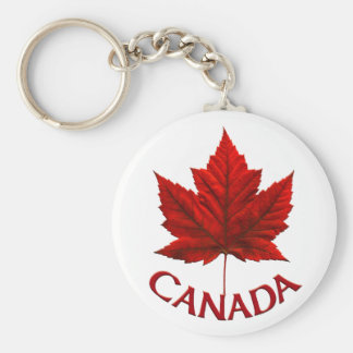 Kanada-Andenken-Schlüsselketten-Ahornblatt Schlüsselanhänger