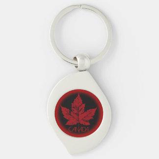 Kanada-Andenken-Schlüsselketten-coole Schlüsselanhänger