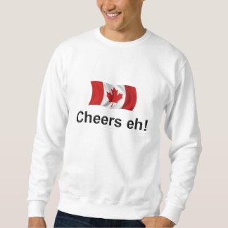 Kanada-Beifall, wie! Sweatshirt