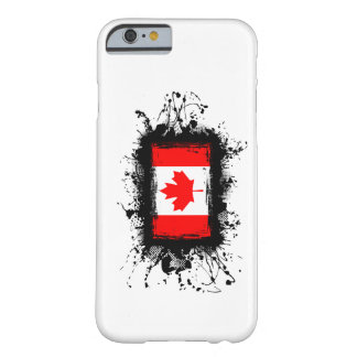 Kanada-Flagge iPhone 6 Fall Barely There iPhone 6 Hülle
