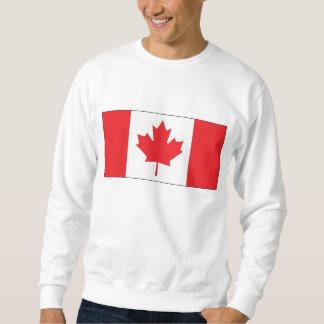 Kanada-Flagge Sweatshirt