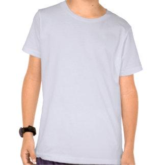 Kanada-Flaggen-musikalische Anmerkungen T-shirts