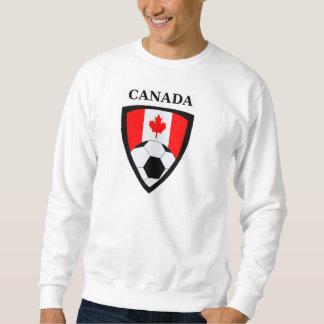 Kanada-Fußball Sweatshirt