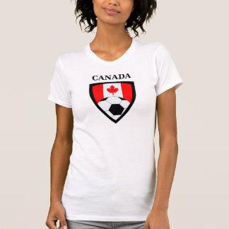 Kanada-Fußball T-Shirt