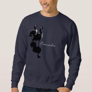 Kanada-Gans-Sweatshirt-Kanadier-Sweatshirts Sweatshirt