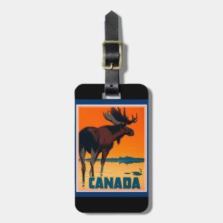 Kanada-Gepäckanhänger Gepäckanhänger