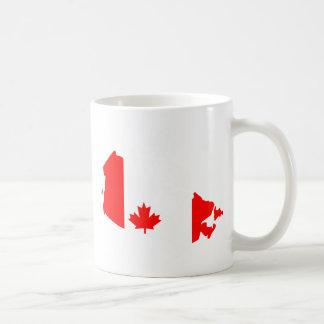 Kanada Kaffeetasse