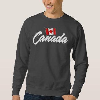 Kanada-Klassiker-Flagge Sweatshirt