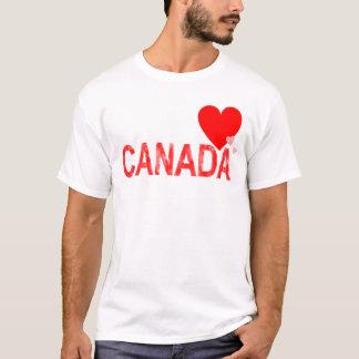 Kanada-Liebe-T - Shirt