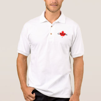 KANADA-Polo-Shirt Poloshirt