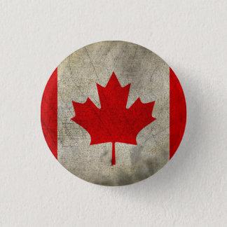 Kanada Runder Button 2,5 Cm