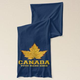 Kanada-Schal-personalisierter Schal