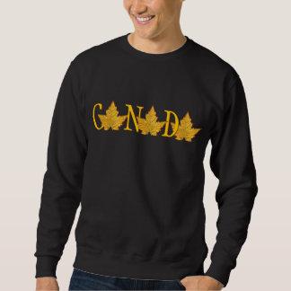 Kanada-Sweatshirt-Andenken-Unisexsweatshirt-Shirt Sweatshirt
