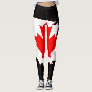 Kanada-Tag Leggings
