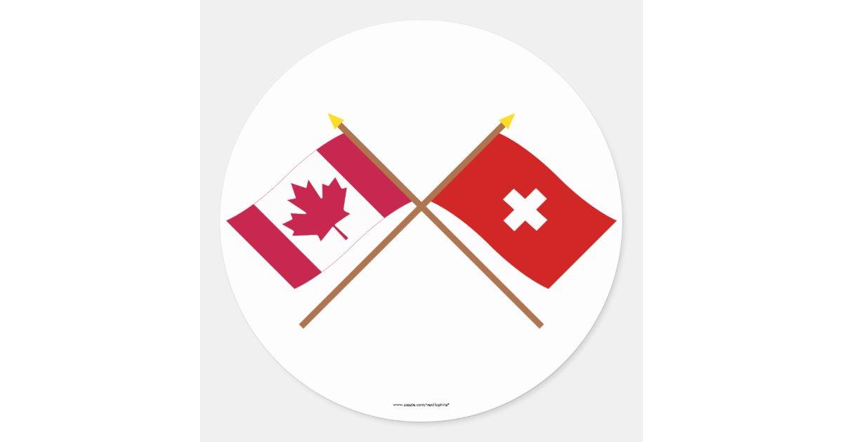 Kanada Schweiz