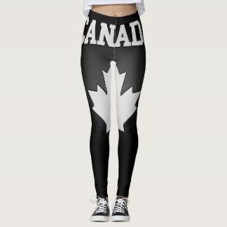 Kanada-Wappen Leggings