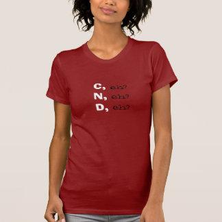 Kanada, wie? T-Shirt