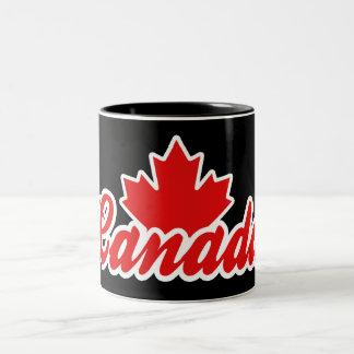 Kanada Zweifarbige Tasse