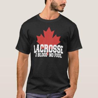 Kanadalacrosse-Kanadier T-Shirt