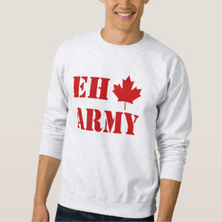 Kanadawie Armee Sweatshirt