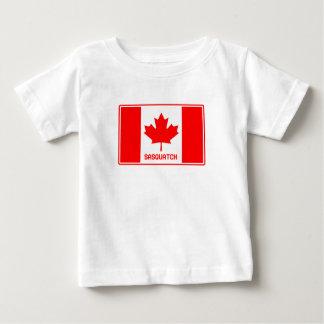 Kanadier Sasquatch Baby T-shirt