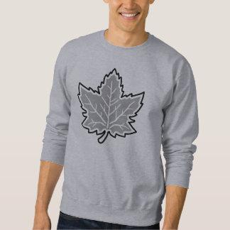 Kanadische Ahorn-Blatt-Vintage Art KANADA Sweatshirt