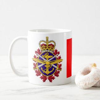 Kanadische bewaffnete Kräfte Kaffeetasse