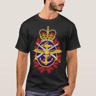 Kanadische bewaffnete Kräfte-Kräfte T-Shirt
