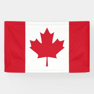 Kanadische Flagge Banner