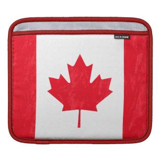 KANADISCHE FLAGGE iPad Hülse iPad Sleeves