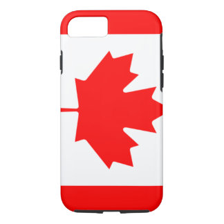 Kanadische Flagge iPhone 8/7 Hülle