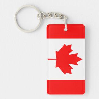 Kanadische Flagge Schlüsselanhänger