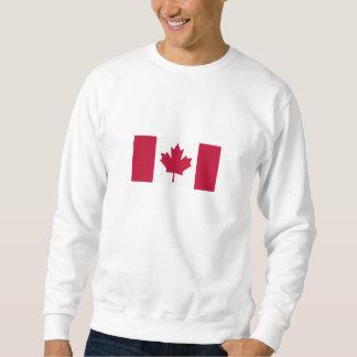 Kanadische Flagge Sweatshirt