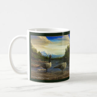 Kanadische Gans-Tassen-Kaffeetasse Kaffeetasse